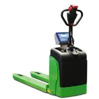 Dini Argeo ELWL Logistic Trade Approved Electric Pallet Truck Scale